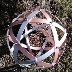 pentasfera essentia rame alluminio 31 cm